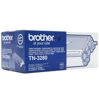 Brother HL-5340DL ready Original Brother TN-3280 High Capacity Black Toner Cartridge (TN3280) Image