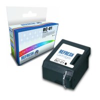 Canon BJ-20 ready Remanufactured Canon BC01 Black Ink Cartridge (BC-01) Image