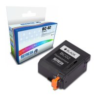 Canon BJ-200JC ready Remanufactured Canon BC-02 Black Ink Cartridges (0881A002) Image