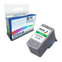 Remanufactured Canon CL-41 Colour Ink Cartridge (0617B001) Image