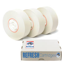 3 Rolls of Pitney Bowes Connect+ 149mm x 45mm Franking Machine Labels (CLA004) Image