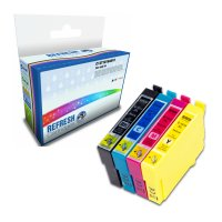 Everyday Valuepack of Remanufactured Epson 18XL High Capacity Ink Cartridges (C13T18164010) Image