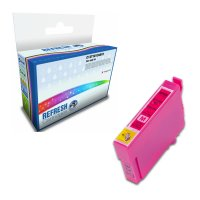 Remanufactured Epson 18XL/T1813 Magenta High Capacity Ink Cartridges (C13T18134010) Image