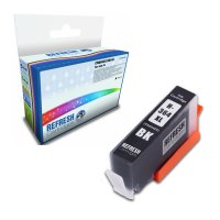 HP PhotoSmart 6525 e-All-in-One ready Compatible HP 364XL Black High Capacity Ink Cartridge ( CB321EE/CN684EE) Image