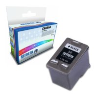 Remanufactured HP 56 Black Ink Cartridge (C6656A) Image