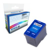 Remanufactured HP 57 Colour Ink Cartridge (C6657A) Image