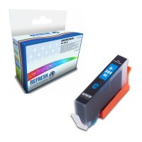 HP PhotoSmart 6525 e-All-in-One ready Compatible HP 364XL Cyan High Capacity Ink Cartridge (CB323EE) Image