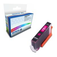 HP PhotoSmart 6525 e-All-in-One ready Compatible HP 364XL Magenta High Capacity Ink Cartridge (CB324EE) Image