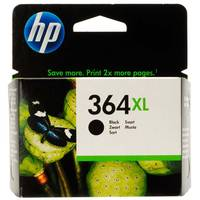HP PhotoSmart 6525 e-All-in-One ready Original HP 364XL Black High Capacity Ink Cartridges (CN684EE) Image