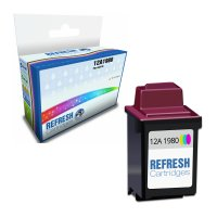 Remanufactured Kodak 12A1980 Colour Ink Cartridge (12A1980) Image
