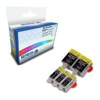 Kodak ESP C315 ready Everyday Valuepack of Compatible Kodak 30XL/30CL Ink Cartridges (3952363 & 8898033) Image