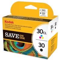 Kodak ESP C315 ready Original Kodak 30 & 30CL Ink Cartridge Multipack (8039745) Image