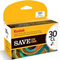 Kodak ESP C315 ready Original Kodak 30CL Colour Ink Cartridge (8898033) Image