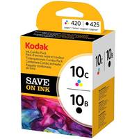 Kodak ESP 9250 ready Original Kodak 10B & 10C Ink Cartridge Multipack (3947074) Image