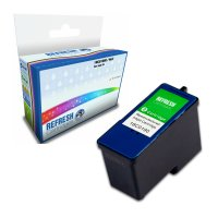 Lexmark X4580 ready Remanufactured Lexmark 2 Colour Ink Cartridge (18C0190E) Image