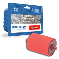 Compatible Neopost 300400 Red Ink Roller (35666) Image