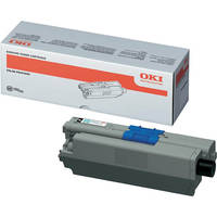 Oki MC562 ready Original Oki 44973508 High Capacity Black Toner Cartridge (44973508) Image