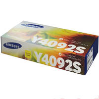 Samsung CLP-310N ready Original Samsung Y4092 Yellow Toner Cartridge (CLT-Y4092S/ELS) Image
