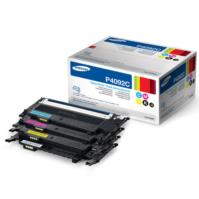 Samsung CLTP4092C Original Toner Cartridge
