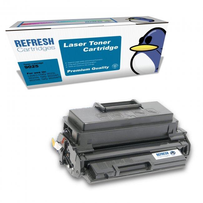 TallyGenicom 9025 Black Toner Cartridge (043361)