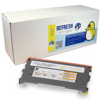 Tally T8108 ready Remanufactured TallyGenicom T8108 Yellow Toner Cartridge (43798) Image