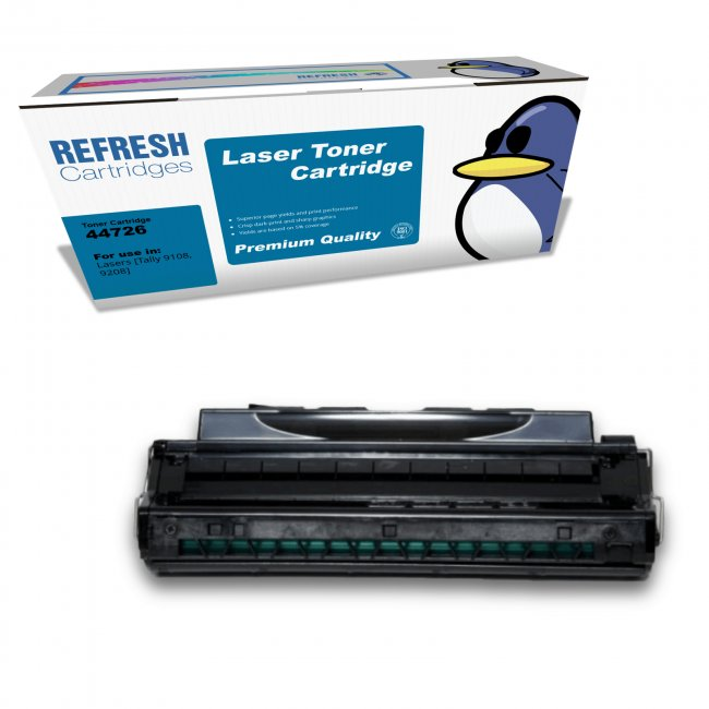 Tally 44726 Remanufactured Toner Cartridge