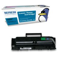 Tally 9308 ready Remanufactured TallyGenicom T9308 Black Toner Cartridge (43037) Image