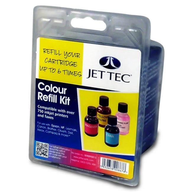 Universal Colour Refill Kit