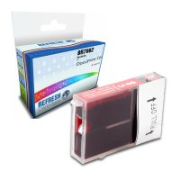 Xerox DocuPrint C6 ready Compatible Xerox 8R7662 Magenta Ink Cartridge (8R7662) Image